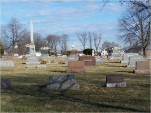 St Paul's Cemetery Circa 2007-2008